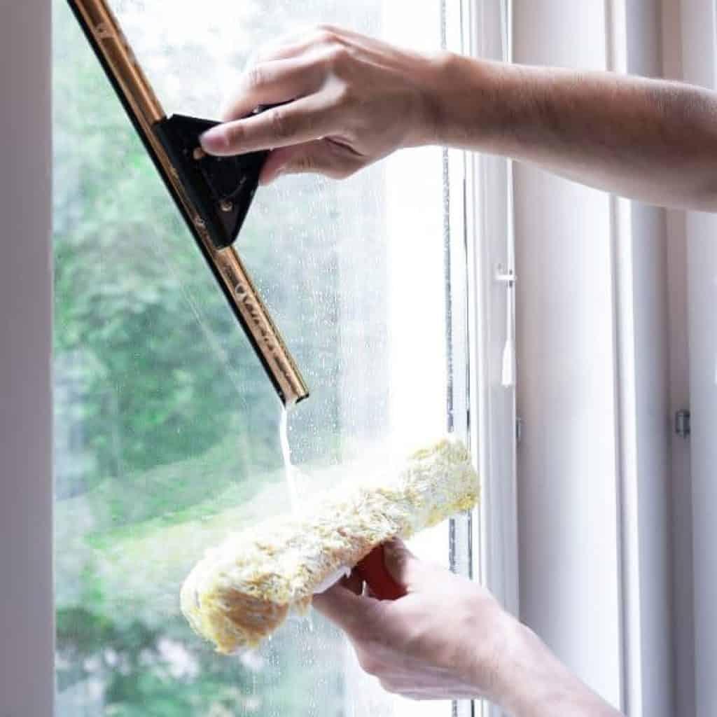 Fönsterputs Gärdet