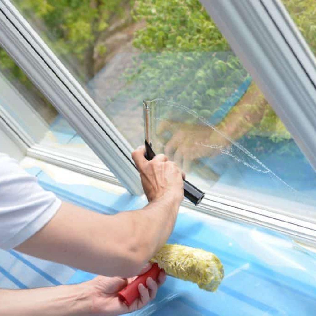 Fönsterputs i Danderyd